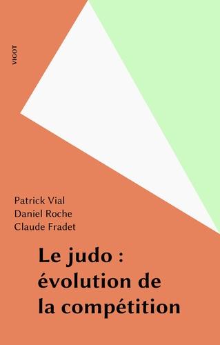 Le judo : évolution de la compétition
