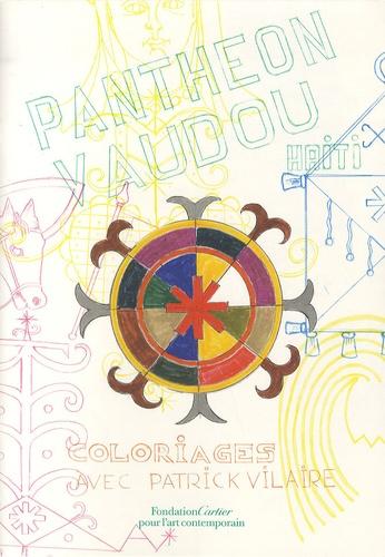 Patrick Vilaire - Panthéon vaudou - Coloriages avec Patrick Vilaire.