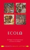 Patrick Voisin et Brice Lalonde - Ecolo - Ecologie et environnement en Grèce et à Rome.