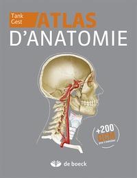 Patrick W. Tank et Thomas R. Gest - Atlas d'anatomie.