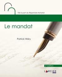 Patrick Wéry - Le mandat.