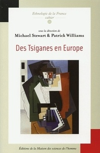 Patrick Williams et Michael Stewart - Des Tsiganes en Europe.