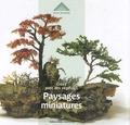 Patrick Zacharuk - Paysages miniatures - Créez avec des végétaux.