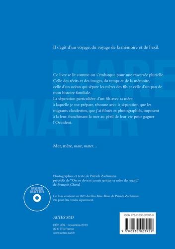 Mare Mater. Journal méditerranéen  avec 1 DVD