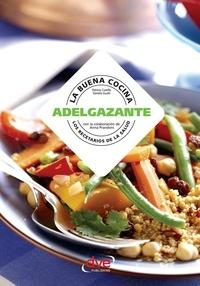 Patrizia Cuvello et Daniela Guaiti - La buena cocina adelgazante.