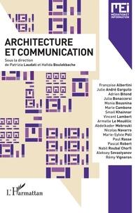 Patrizia Laudati et Hafida Boulekbache - Architecture et communication.