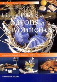 Patrizia Pennati - Faire et décorer savons et savonettes.