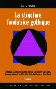 Galabria.be Structure fondatrice gothique - Théologie sciences et architecture au XIIIe siècle à Saint-Denis Image