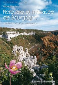 Patryck Vaucoulon - Flore rare et menacée de Bourgogne - Distribution, écologie, conservation.