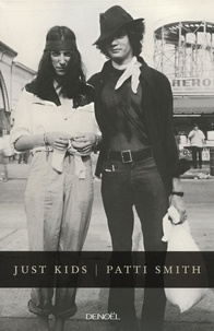 Patti Smith - Just Kids.