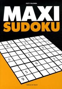 Patty Palomba - Maxi sudoku.