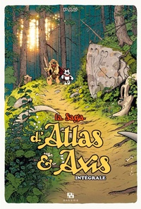 Pau - La Saga d'Atlas & Axis Intégrale : .
