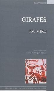 Pau Miro - Girafes.