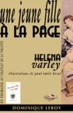 Paul-Émile Bécat et Michèle Nicolaï - Une jeune fille à la page.