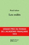 Paul Acker - Les exilés.