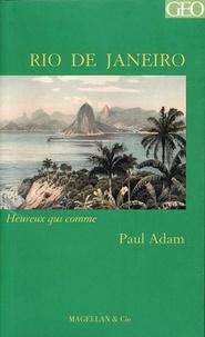Paul Adam - Rio de Janeiro.