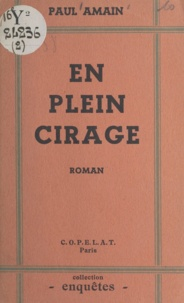 Paul Amain et  COPELAT - En plein cirage.