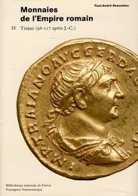 Openwetlab.it Monnaies de l'Empire romain - Tome 4, Trajan (98-117 après J.-C.) Image