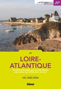 Paul-André Coumes - Balades en famille en Loire-Atlantique - Presqu'île de Guérande, pays des Trois Rivières, pays nantais, pays de Retz, Loire ancéenne.
