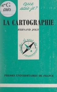 Paul Angoulvent et Fernand Joly - La cartographie.