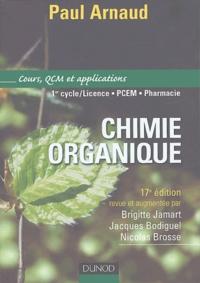 Chimie organique - Cours, QCM et applications.pdf