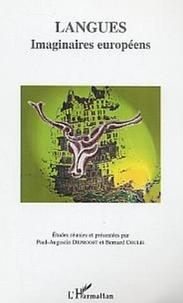 Paul-Augustin Deproost - Langues : imaginaires européens.