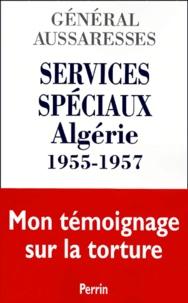 Corridashivernales.be Services spéciaux. Algérie 1955-1957 Image