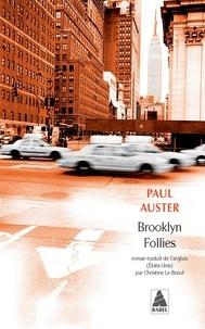 Paul Auster - Brooklyn Follies.