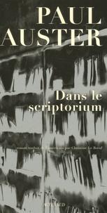 Téléchargements livre en ligne Dans le scriptorium PDB ePub RTF par Paul Auster 9782742765607 (French Edition)