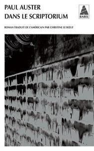 Ebook à téléchargement gratuit en pdf Dans le scriptorium par Paul Auster FB2 DJVU ePub 9782742775675 (French Edition)