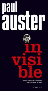Paul Auster - Invisible.