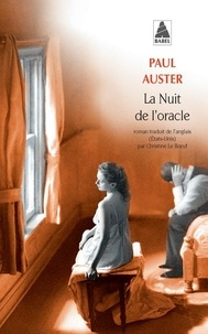 Paul Auster - La Nuit de l'oracle.