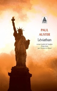 Paul Auster - Léviathan.