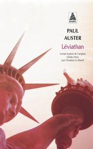 Léviathan - Paul Auster | Showmesound.org
