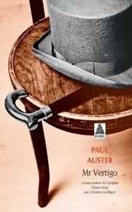 Paul Auster - Mr Vertigo.