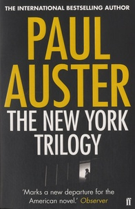 Paul Auster - The New York Trilogy.