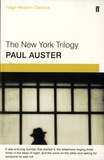 Paul Auster - The New York trilogy - City of glass ; Ghosts ; The locked room.