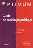 Paul Bacot - Guide de sociologie politique.