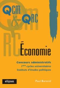 Paul Baravid - Economie.