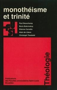 Paul Beauchamp et Boris Bobrinskoy - Monothéisme et trinité.