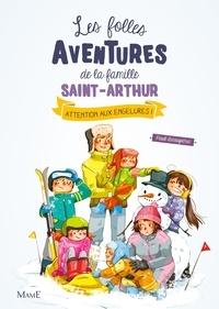 Paul Beaupère et Ariane Delrieu - Attention aux engelures !.