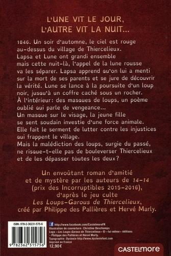 Les Loups-Garous de Thiercelieux. Lune rousse Adapté aux dys