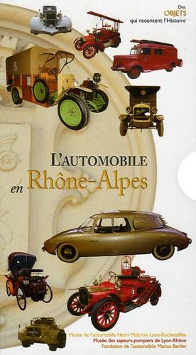 Paul Berliet et Franck Bensaid - L'automobile en Rhône-Alpes - Coffret.