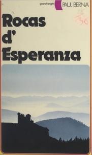 Paul Berna - Rocas d'Esperanza.