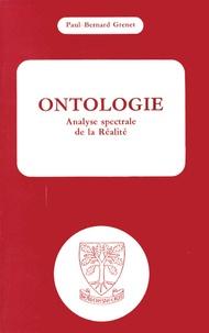 Paul-Bernard Grenet - Ontologie.