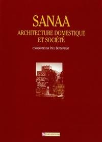 Paul Bonnenfant - Sanaa - Architecture domestique et société.