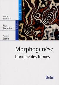 Morphogenèse - Lorigine des formes.pdf
