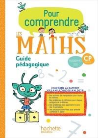 Paul Bramand et Natacha Bramand - Mathématiques CP Pour comprendre les maths - Guide pédagogique.