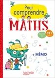 Paul Bramand et Natacha Bramand - Pour comprendre les maths CE1 cycle 2.