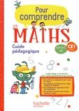 Paul Bramand et Natacha Bramand - Pour comprendre les maths CE1 - Guide pédagogique.